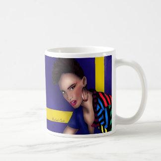 Branca 325 ml Canette Fashion POP Mug Blanc
