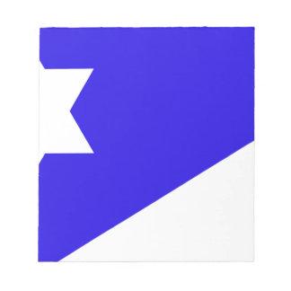Branch_Davidian_flag Bloc-note