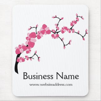 Branche d'arbre de fleurs de cerisier Mousepad 2 Tapis De Souris