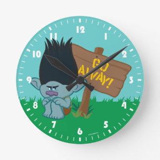 Branche des trolls   - aller-en horloge ronde