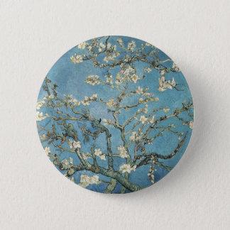 Branches d'amande de Vincent van Gogh | en fleur, Badge