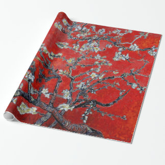 Branches de Vincent van Gogh avec la fleur Papier Cadeau