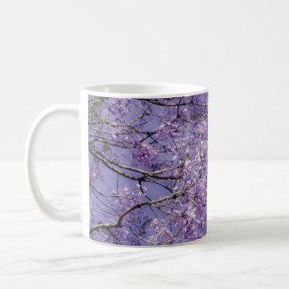 Branches florales mug