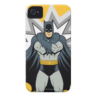 Bras croisés de Batman Coque iPhone 4 Case-Mate
