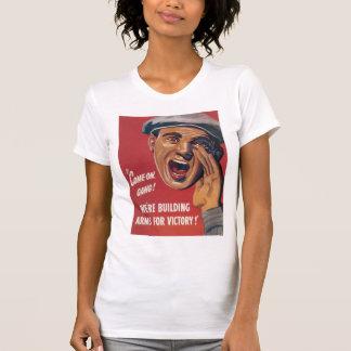 Bras pour la guerre mondiale de victoire 2 t-shirt