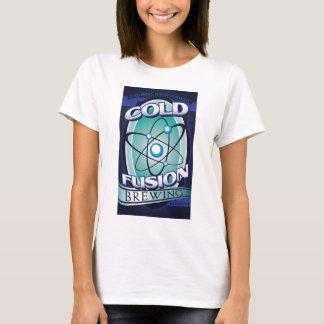 Brassage de fusion froide t-shirt