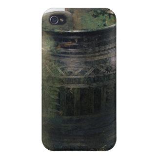 Brassard formé par tonneau, culture de Hallstatt Étui iPhone 4