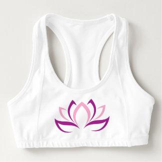 Brassière Abrégé sur fleur de Lotus