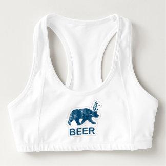 Brassière Alo Sport pour femmes beer