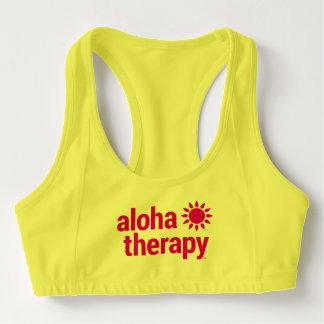 Brassière Aloha soutien-gorge de sport de l'usage | de