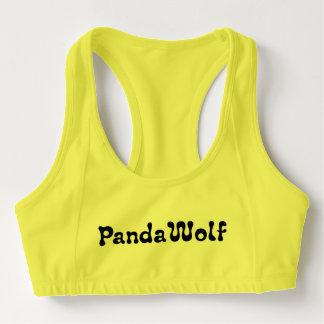 Brassière PandaWolf présente le soutien-gorge de sports