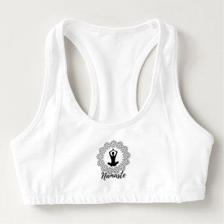 Brassière Soutien-gorge du sport des femmes de Namaste de