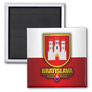 Bratislava Magnet Carré