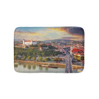 Bratislava, Slovaquie Tapis De Bain