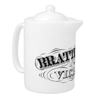 Brattleboro et pot de thé de proximité