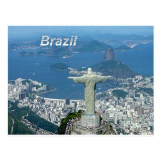 Brazil-Rio-de-Janeiro--Angie- jpg Carte Postale