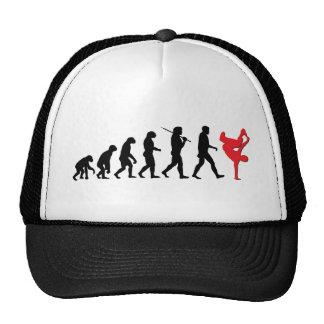 Break dance casquettes de camionneur