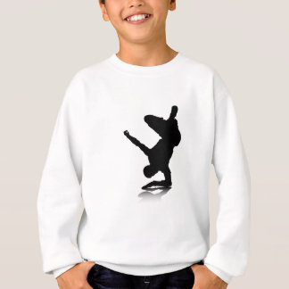 Breakdancer (sur le coude) sweatshirt