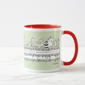 BREBIS PETITE de POISSONS UN ORIGNAL de HÉRONS de Mugs
