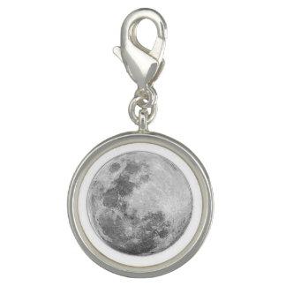 Breloque Charme de pleine lune