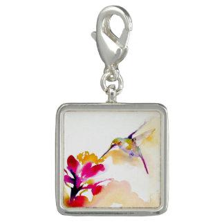 Breloques Copie savoureuse de colibri de Sip