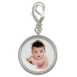 Breloques Photo personnalisée mignonne de bébé