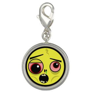 Breloques Visage de zombi