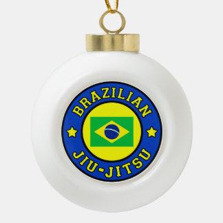 Brésilien Jiu Jitsu Boule En Céramique