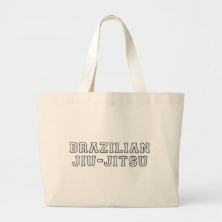 Brésilien Jiu Jitsu Grand Tote Bag