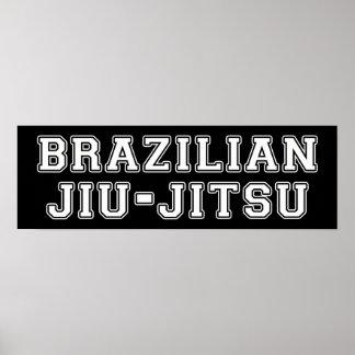 Brésilien Jiu Jitsu Posters