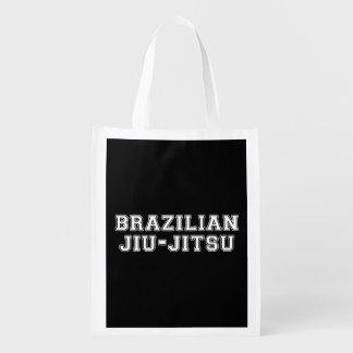 Brésilien Jiu Jitsu Sac Réutilisable