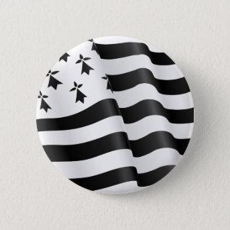 Breton de Drapeau (drapeau breton) Badge