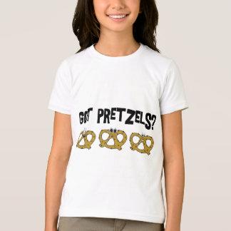 Bretzels obtenus ? t-shirt