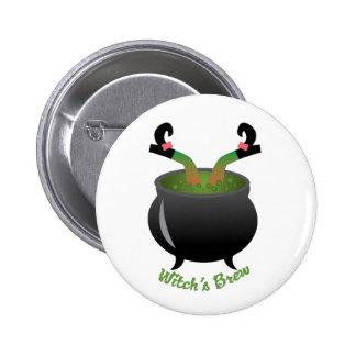 Brew de Witchs Badge
