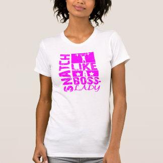 Bribe comme Fitness T-shirt de Patron-Dame Women's