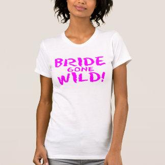 Bride Gone Wild! Tank Top