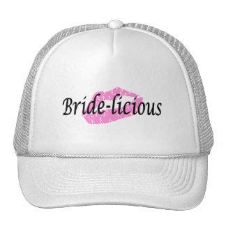 Bridelious lèvres casquette de camionneur