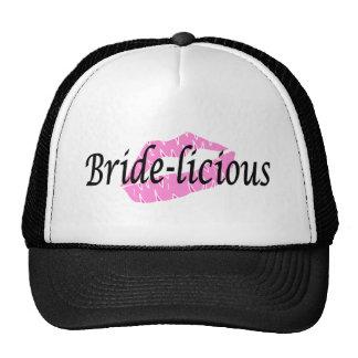 Bridelious lèvres casquettes de camionneur