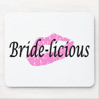 Bridelious lèvres tapis de souris