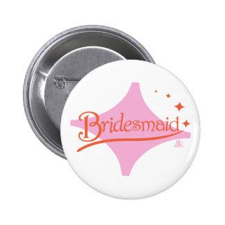 Bridesmaid ai badges