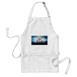 briller croisé de Jésus Tablier