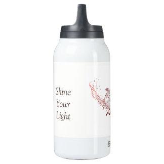 Brillez votre lumière - bouteille chaude et froide