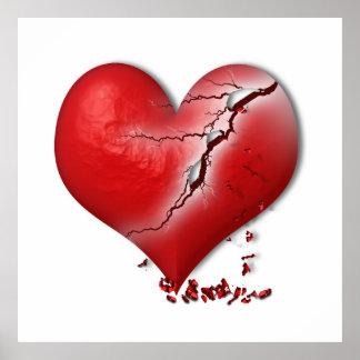 Briser le coeur poster