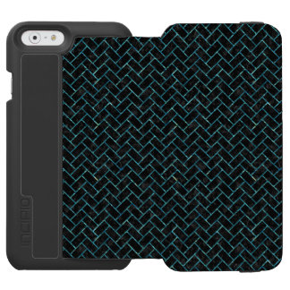 BRK2 BK-MRBL WATR1 COQUE-PORTEFEUILLE iPhone 6 INCIPIO WATSON™