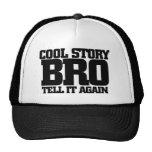 Bro frais d'histoire casquettes