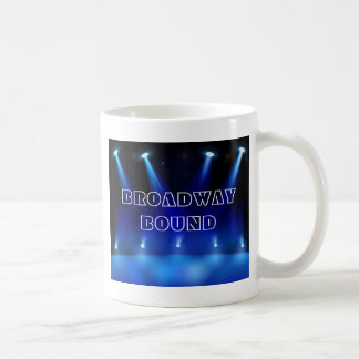 Broadway bondissent la tasse