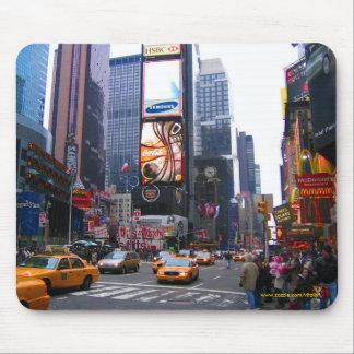 Broadway, Manhattan, mousepad de NYC Tapis De Souris