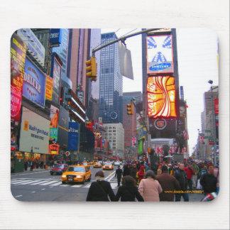 Broadway, mousepad de Manhattan, New York City Tapis De Souris