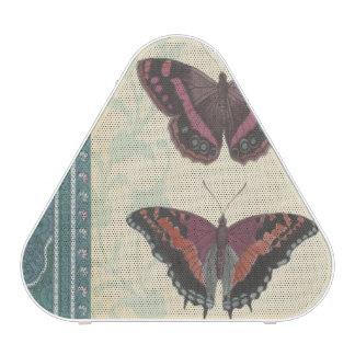 Brocard décoratif de papillon par le studio de haut-parleur bluetooth
