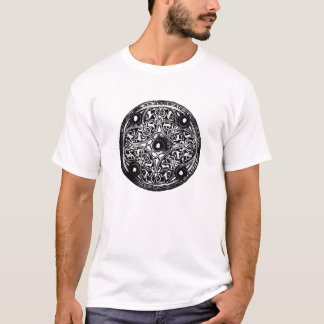 Broche anglo-saxonne t-shirt